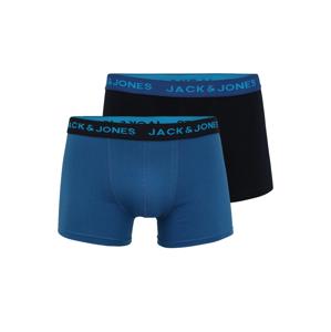 JACK & JONES Boxerky 'CASPER'  námořnická modř / nebeská modř