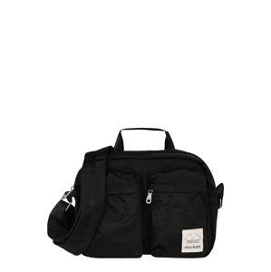 Lyle & Scott Taška přes rameno 'Nylon Camera Bag'  černá