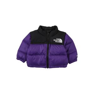 THE NORTH FACE Outdoorová bunda 'INFANT'  fialová / černá