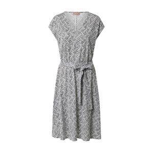 Cartoon Letní šaty  bílá / černá