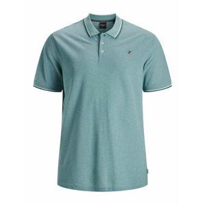 JACK & JONES Tričko  pastelová modrá