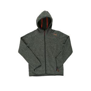CMP Funkční flísová bunda  tmavě šedá