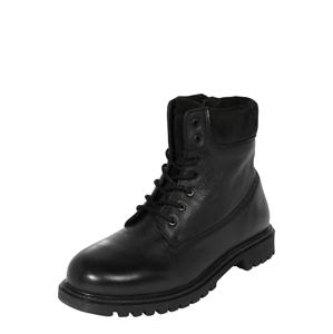 Bianco Šněrovací boty 'Biadaren'  černá