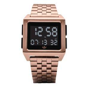 ADIDAS ORIGINALS Digitální hodinky 'Archive_M1'  bronzová