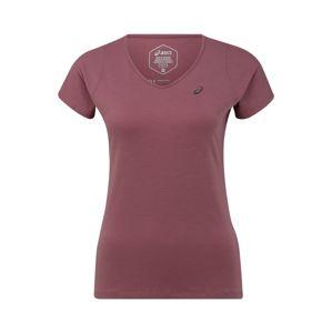 ASICS Funkční tričko  fialová