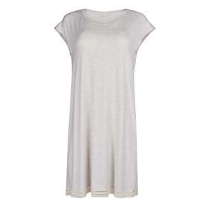 Skiny Noční košilka 'Earth Sleep '  stříbrně šedá / světle šedá / stříbrná