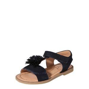 Clic Sandály 'CL-9722'  tmavě modrá