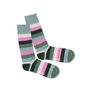 DillySocks Ponožky 'Pastel Field'  mix barev