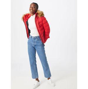 Superdry Zimní bunda 'Arctic'  červená