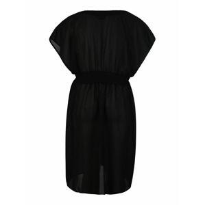Swim By Zizzi Letní šaty  černá