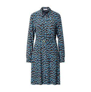 Fabienne Chapot Šaty 'Hayley'  hnědá / modrá