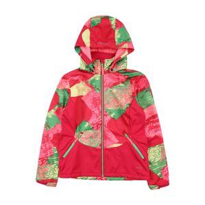 ICEPEAK Funkční bunda 'Ladora'  růžová / zelená / pink