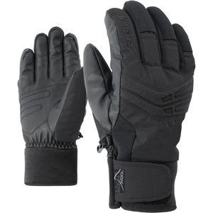 ZIENER Sportovní rukavice 'Ginom AS(R) AW'  černá