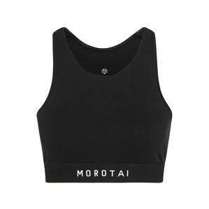 MOROTAI Sportovní podprsenka 'Naka'  černá