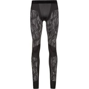 ODLO Funkční kalhoty  tmavě šedá / černá
