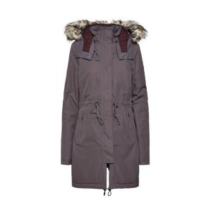THE NORTH FACE Zimní parka 'Zaneck'  šedá