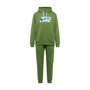 Nike Sportswear Domácí oblečení  bílá / modrá / grenadina