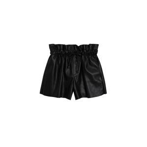 MANGO KIDS Kalhoty 'BIA'  černá