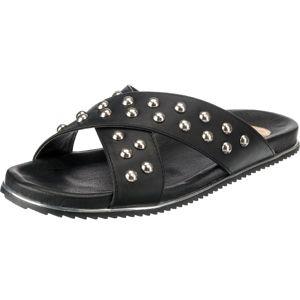 BUFFALO Pantofle  černá