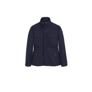 MANGO MAN Přechodná bunda 'Ninet'  námořnická modř