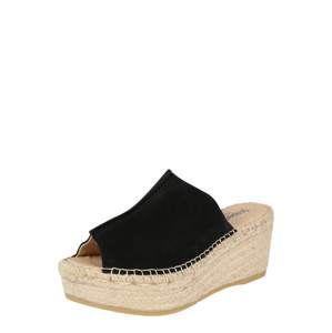 Espadrij L´originale Pantofle 'Toulon'  černá