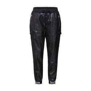 True Religion Chino kalhoty  černá