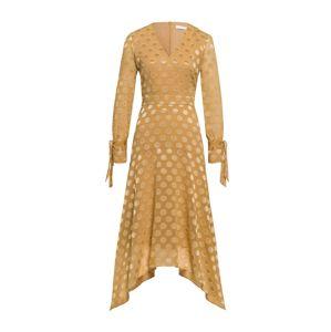 IVY & OAK Šaty 'Dress Midi'  medová