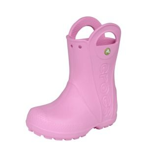 Crocs Gumové holínky 'Handle It Rain'  pink