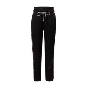 THE KOOPLES SPORT Kalhoty 'Pantalon'  černá