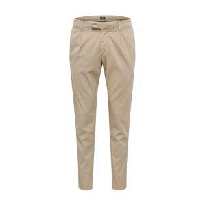 STRELLSON Chino kalhoty  béžová
