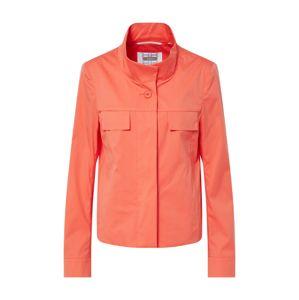 Riani Přechodná bunda  oranžově červená