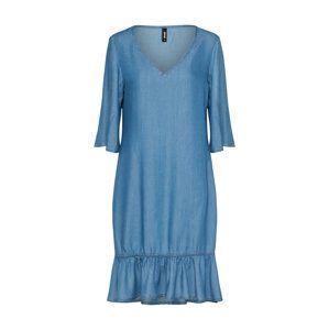 Eksept Šaty 'LYO'  modrá džínovina