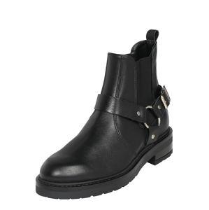 PAVEMENT Chelsea boty  černá