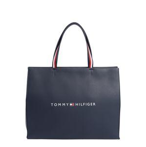 TOMMY HILFIGER Nákupní taška  tmavě modrá