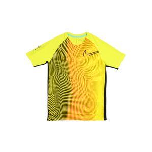 NIKE Funkční tričko  červená / bílá / žlutá / černá