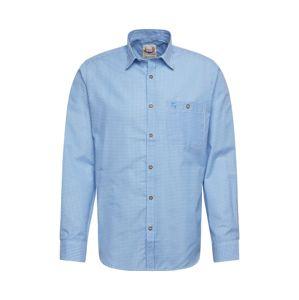 STOCKERPOINT Krojová košile 'Dave'  azurová