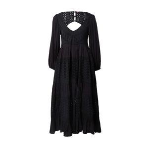 Free People Šaty  černá