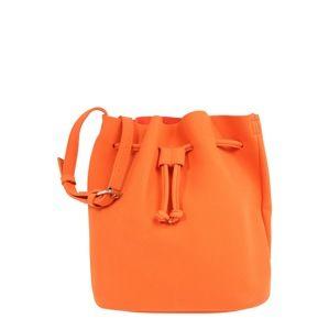 Mae & Ivy Vak 'Mila Bucket Bag'  oranžová