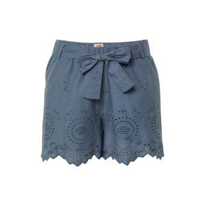ONLY Kalhoty  chladná modrá