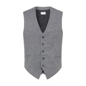 BLEND Vesta k obleku 'Ambitious'  šedá