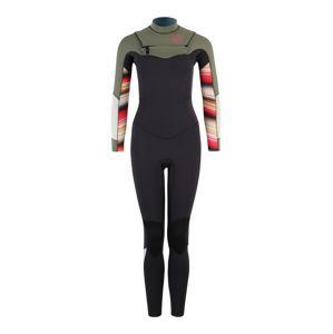 BILLABONG Sportovní plavky 'salty dayz fullst 43'  tmavě šedá / khaki