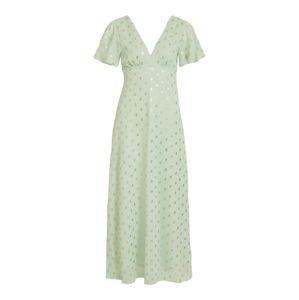 VILA Šaty  zelená