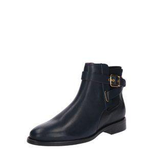 BUFFALO Chelsea boty 'AQUA SKY'  námořnická modř