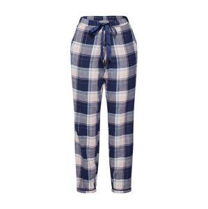 Hunkemöller Pyžamové kalhoty  tmavě modrá