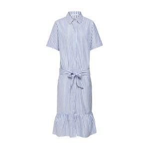Freebird Košilové šaty 'Dress'  světlemodrá / bílá