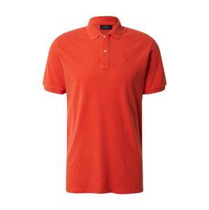 SCOTCH & SODA Tričko  tmavě oranžová