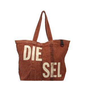 DIESEL Nákupní taška 'Granyto'  rezavě červená