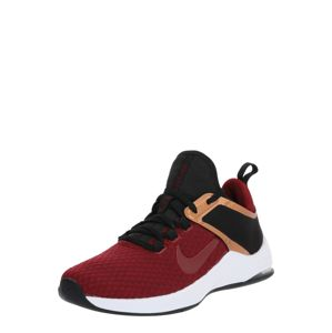 NIKE Sportovní boty 'Air Max Bella TR 2'  bronzová / vínově červená / černá