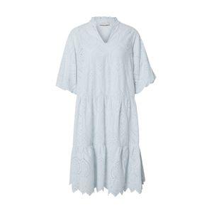 Neo Noir Košilové šaty 'Kiko Embroidery'  světlemodrá