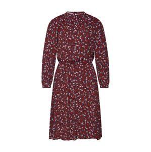 sessun Košilové šaty 'MOON M'  mix barev / červená